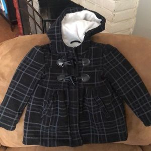 Other - Girls checkered jacket
